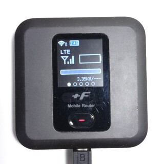 SIMフリー WiFiモバイルルーター FS030W (バッテリー無し)