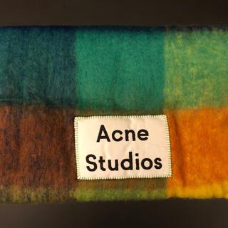 ACNE - Acne Studios アクネ ストゥディオズ ストール