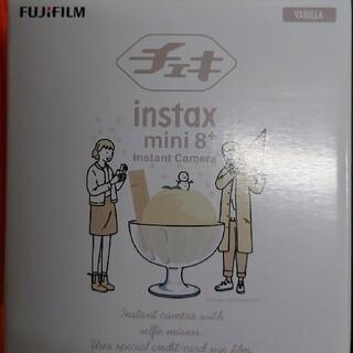 富士フイルム - FUJI FILM INSTAX MINI 8 チェキ本体 インスタントカメラ