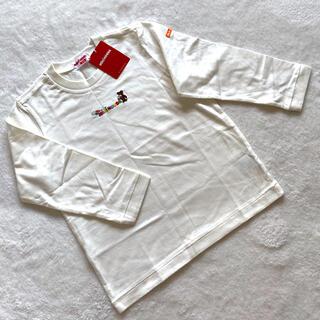 ミキハウス(mikihouse)の新品mikihouseミキハウス Tシャツ 110cm(Tシャツ/カットソー)