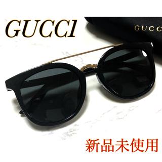 Gucci - ★新品★ 正規品 GUCCI サングラス ブラックレンズ サンローラン
