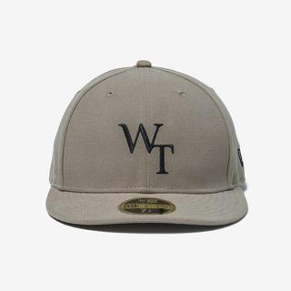 W)taps - WTAPS 21AW 59FIFTY NEWERA サイズM カラーBEIGE