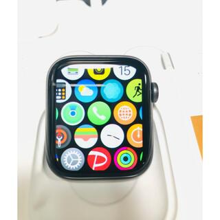 Apple Watch - Apple Watch Series 5 美品!(GPSモデル)44mm