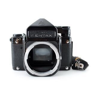 PENTAX - PENTAX 6x7 ボディ TTLファインダー 中判カメラ