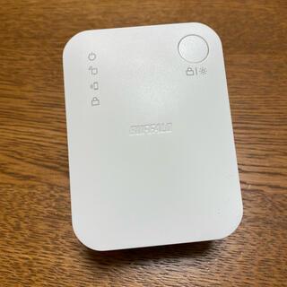 バッファロー(Buffalo)のバッファロー 無線LAN中継機 WEX-733DHP(PC周辺機器)