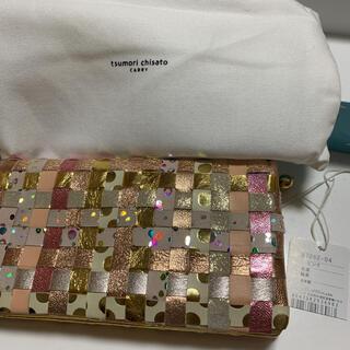 ツモリチサト(TSUMORI CHISATO)のツモリチサト 長財布 新品未使用 レア 箱付き(財布)