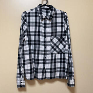 ザラ(ZARA)のZARA  チェックシャツ(シャツ/ブラウス(長袖/七分))