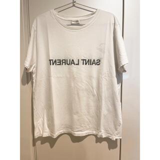 サンローラン(Saint Laurent)のSaint Laurent ロゴ Tシャツ XL メンズ(Tシャツ/カットソー(半袖/袖なし))