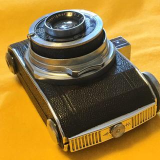 リコー(RICOH)のOLD RICOH VESTOLYMPIC クラシックカメラ 古典珍品(フィルムカメラ)