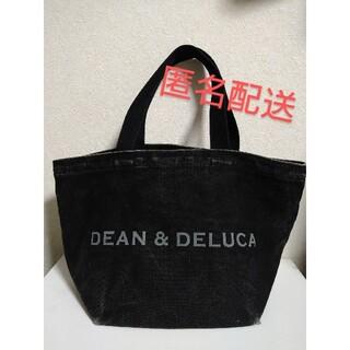 DEAN & DELUCA - DEAN&DELUCA トートバッグ 黒 匿名配送 ポイント消化