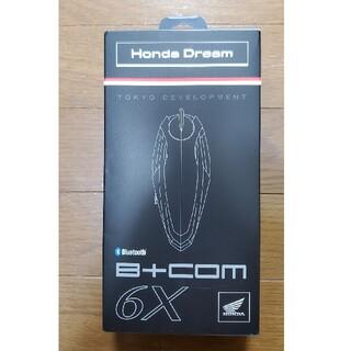 ホンダ(ホンダ)の限定‼️『Honda Dream × SYGN HOUSE B+COM 6X』(装備/装具)