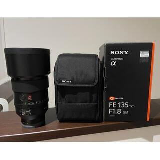 SONY - 美品 Sony SEL135F18GM レンズ ソニー α 135mm F1.8