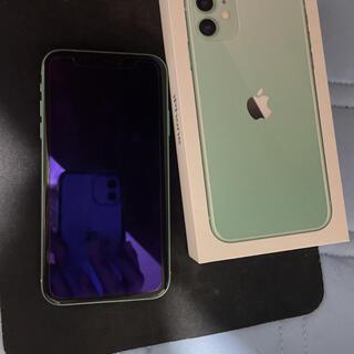 Apple - iPhone11 green 64GB