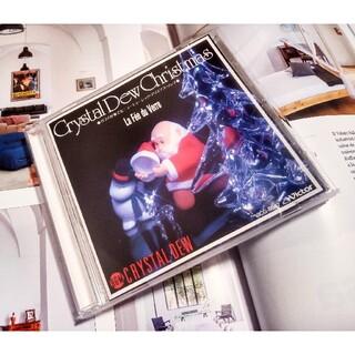 「クリスタル・デュー・クリスマス」ラ・フェ・デュ・ヴェール(ヒーリング/ニューエイジ)