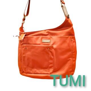トゥミ(TUMI)のTUMI トゥミ ナイロン ショルダーバッグ(ショルダーバッグ)