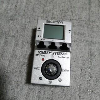 Zoom - zoom ms-50g マルチストンプ