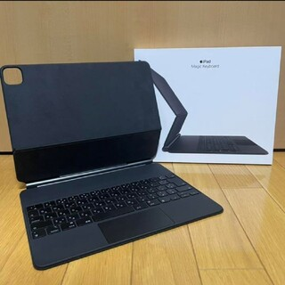 アイパッド(iPad)のiPad Pro 12.9インチ 第5世代 Magic Keyboard ◎美品(iPadケース)