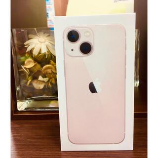 iPhone - 新品未開封 iphone13 mini 128GB SIMフリー ピンク