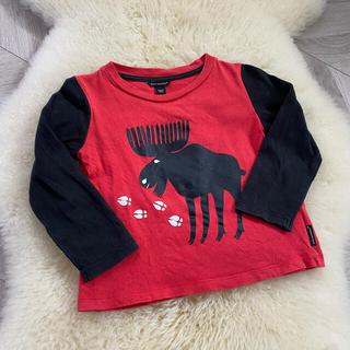 マリメッコ(marimekko)のマリメッコ カットソー キッズ 98 3〜4歳(Tシャツ/カットソー)