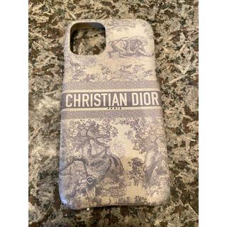 ディオール(Dior)のiPhone11Pro💕Diorトワルドゥジュイ スマホケース(iPhoneケース)