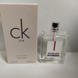 カルバンクライン(Calvin Klein)の【おまけ付き】カルバン クライン シーケーワン オードトワレ  1…(ユニセックス)