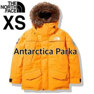 THE NORTH FACE - 新品国内正規⭐︎ノースフェイス アンタークティカ パーカ サミットゴールド XS