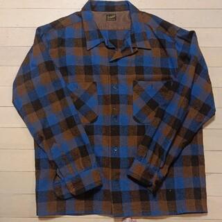 TENDERLOIN - テンダーロイン 100%WOOLシャツ