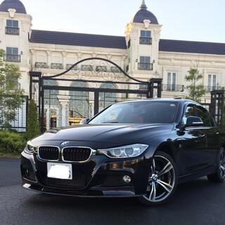 BMW - BMW 320i ブラックサファイア 車検長