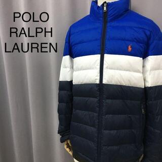 ポロラルフローレン(POLO RALPH LAUREN)のPOLO ralph lauren ラルフローレン ダウンジャケット(ダウンジャケット)