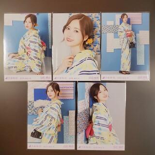 ノギザカフォーティーシックス(乃木坂46)の白石麻衣 真夏の全国ツアー2019 Jul(アイドルグッズ)