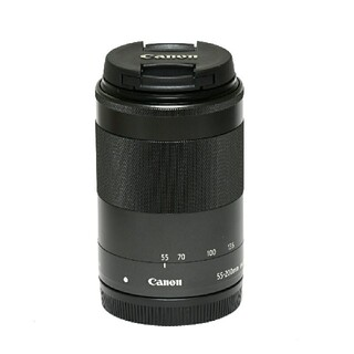 Canon - 【Canon】美品★望遠ズームレンズ★EF-M 55-200mm IS STM
