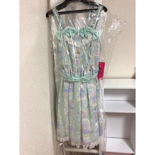 アンジェリックプリティー(Angelic Pretty)のWhip Cream Princess jsk+kc(ひざ丈ワンピース)
