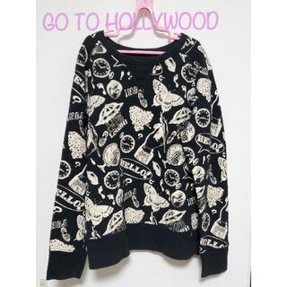 GO TO HOLLYWOOD - 【01/150】ゴートゥーハリウッド フィス トレーナー