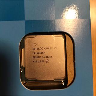 Core i3 10105F BOX  LGA1200