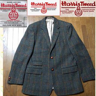 ハリスツイード(Harris Tweed)の超美品 ハリスツイード 秋色 テーラードジャケット(テーラードジャケット)