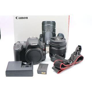 Canon デジタル一眼レフカメラ EOS Kiss X9
