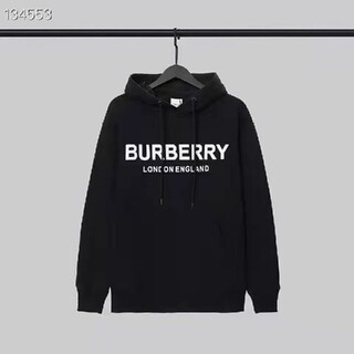 BURBERRY - 新品!男女兼用Burberryパーカー2枚13000 #13