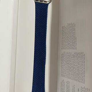 Apple Watch - 純正Apple Watchブレイデッドソロループ44ミリサイズ8