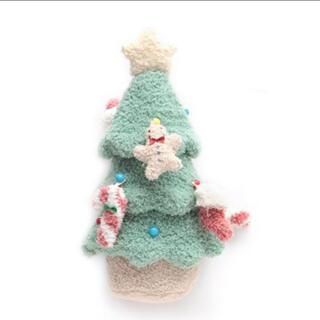 ジェラートピケ(gelato pique)のジェラートピケ クリスマスツリー 限定品 起き上がりこぼし (その他)