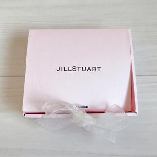 ジルスチュアート(JILLSTUART)の【JILL STUART】ギフトボックス (空箱)(ショップ袋)