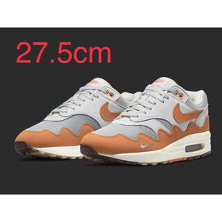 NIKE - Nike x patta air max 1 monarch 27.5cm
