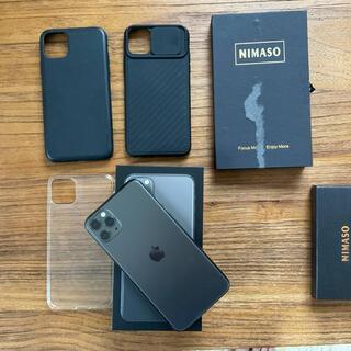 iPhone - 美品 iphone11 Pro Max 256GB SIMフリー AC+