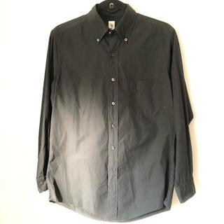 コモリ(COMOLI)の美品 L'ECHOPPE LE ボタンダウンシャツ レギュラー SLIM(シャツ)