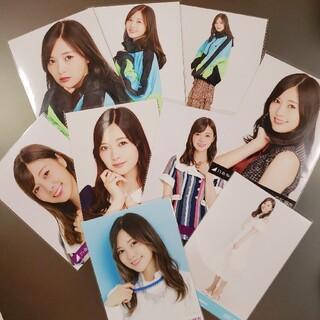 ノギザカフォーティーシックス(乃木坂46)の白石麻衣 生写真 2019 Sep 2020 May(アイドルグッズ)