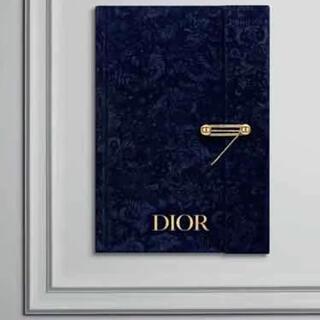 Christian Dior - DIOR ホリデー 2021 ノベルティ ノートブック