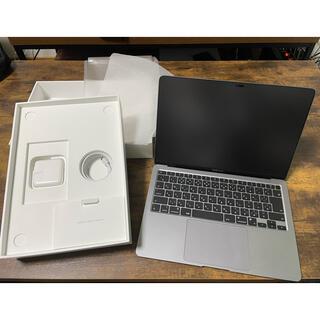 Apple - MacBook Air M1 SSD256GB スペースグレイ