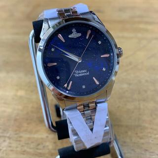 ヴィヴィアンウエストウッド(Vivienne Westwood)の新品✨ヴィヴィアンウエストウッド 腕時計 メンズ VV208DBLSR(腕時計(アナログ))