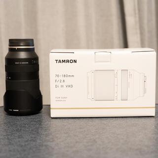 TAMRON - Tamron 70-180 mm F2.8 Di Ⅲ VXD タムロン レンズ