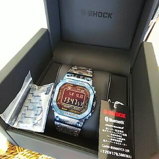 G-SHOCK - 国内正規品 GMW-B5000TCF-2JR  G-SHOCK  チタン