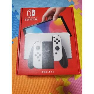 Nintendo Switch - 新品未開封☆Switch有機EL☆ホワイト